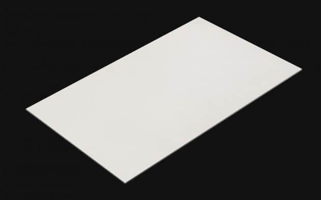 resimdo CO-BA-S158 Rough Parakeet Klebefolie hellgrau grau für Möbel, Küchen und Türen Kachel